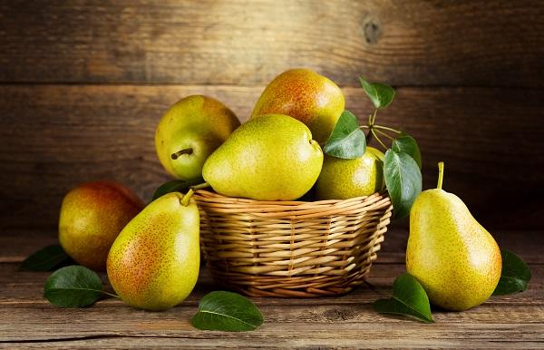 gelato alla pera, gelato alla frutta