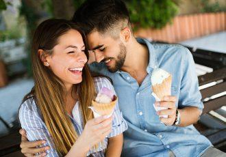 abbinamenti gelato