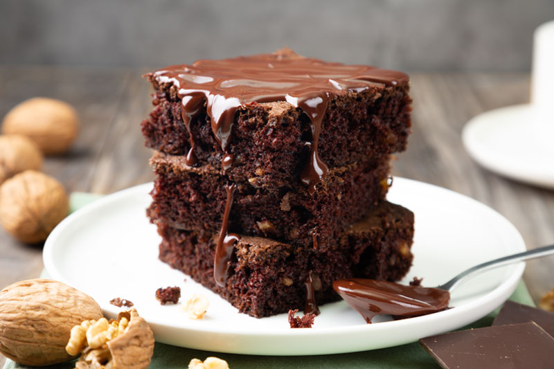 Foreign Desserts Appreciated in Italy: the Brownie
