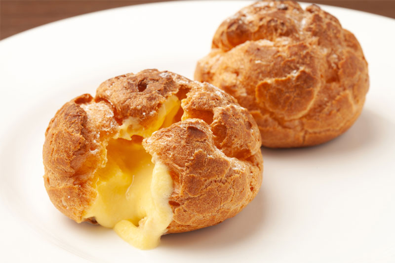 Cremas para buñuelos super glotonas