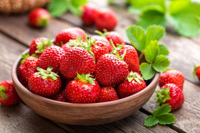 Frutta di stagione: maggio
